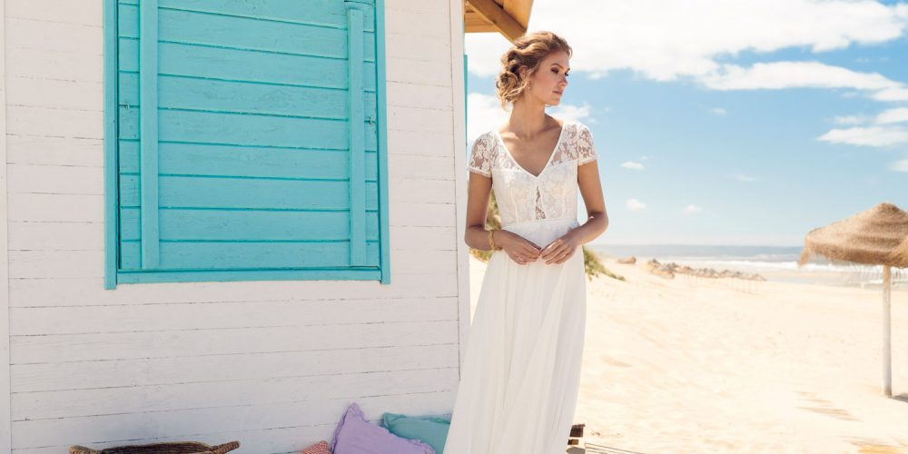 Havana bridal dress