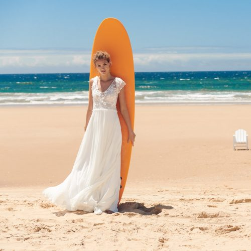 Honoree bridal dress