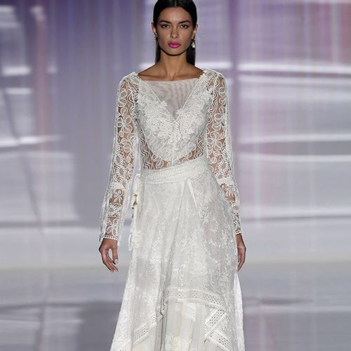 Michelle dress - front