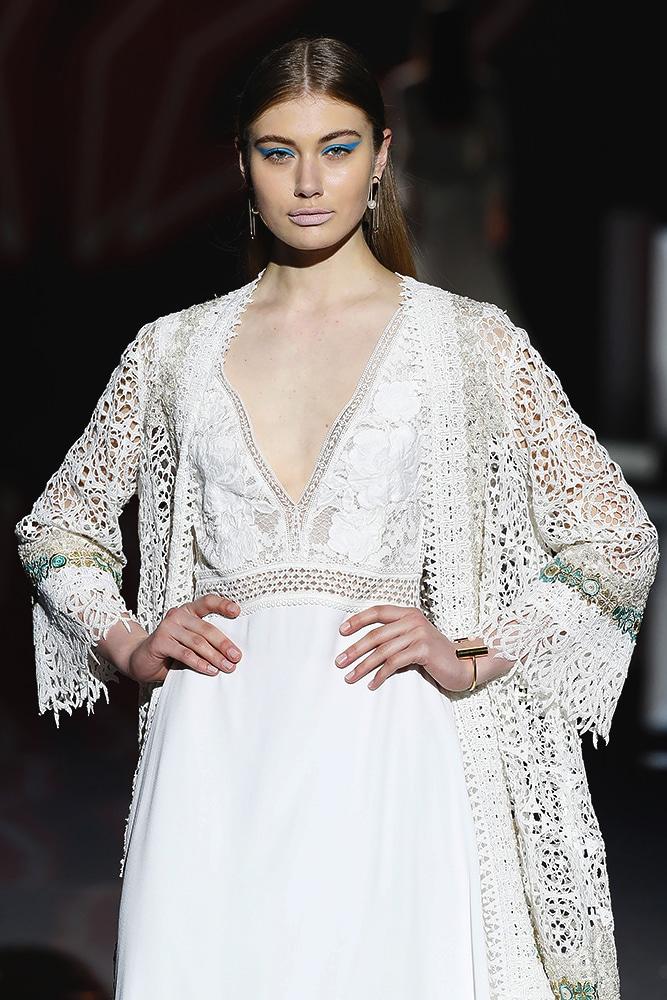 Noris dress - closeup