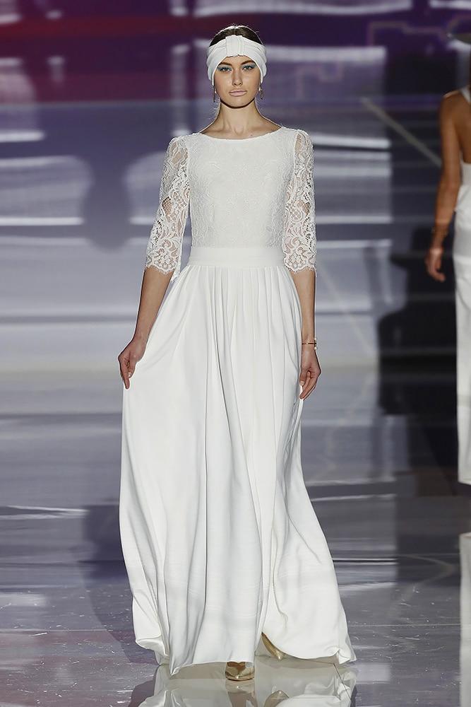 Rose dress - front